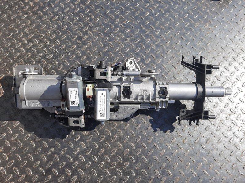 Колонка рулевая Bmw X5 F15 3.0 N57D30A 2013 передняя (б/у)