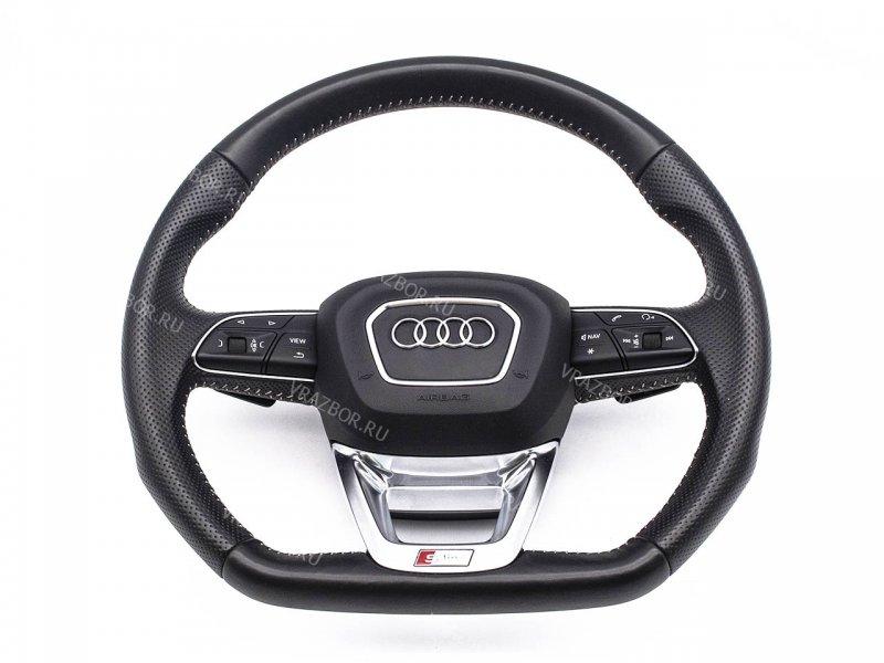Руль Audi Q7 4M 3.0 CRT 2016 (б/у)