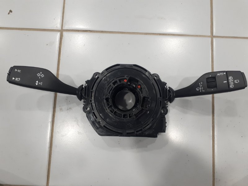 Переключатель подрулевой Bmw X5 F15 3.0 N57D30A 2013 (б/у)