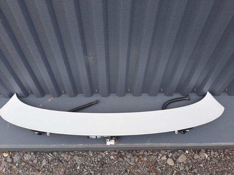 Спойлер крышки багажника Bmw 3-Series F34 3.0 B48B20B 2016 задний верхний (б/у)