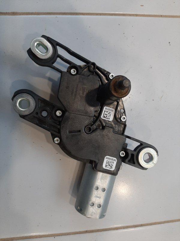 Мотор стеклоочистителя Volkswagen Golf 5G 2012 задний (б/у)