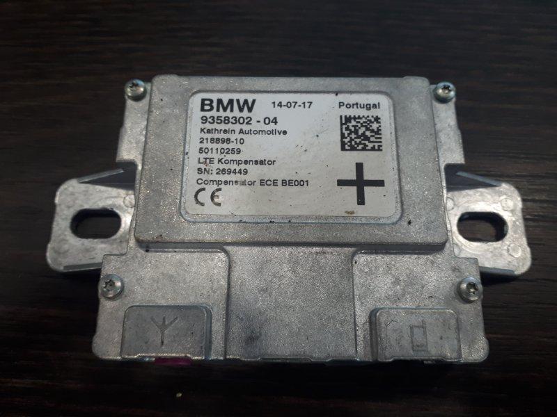 Компенсатор lte Bmw X5 F15 3.0 N57D30A 2013 (б/у)