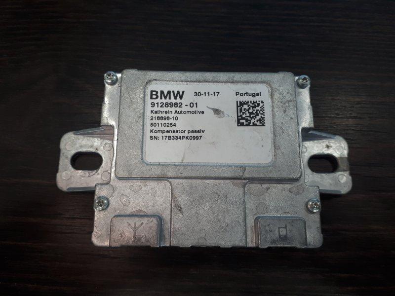 Компенсатор lte Bmw 3-Series F34 2.0 B48B20B 2016 (б/у)