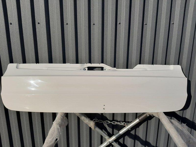 Борт откидной Bmw X5 F15 3.0 N57D30B 2013 задний нижний (б/у)