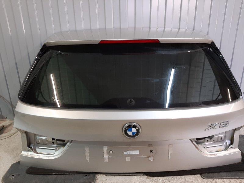 Крышка багажника Bmw X5 F15 3.0 N57D30A 2013 задняя верхняя (б/у)