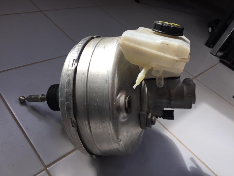 Вакуумный усилитель тормозов Volkswagen Touareg CR7 3.0 TDI DEN 2020 (б/у)