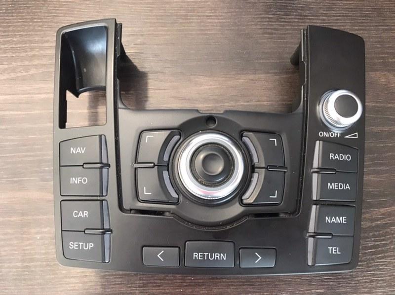 Панель управления mmi Audi A6 4F (б/у)