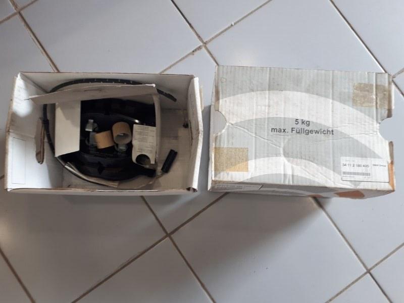 Комплект колодок Bmw X5 E53 2000