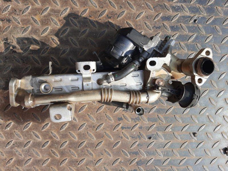 Охладитель отработанных газов Bmw X5 F15 3.0 N57D30B 2013 (б/у)