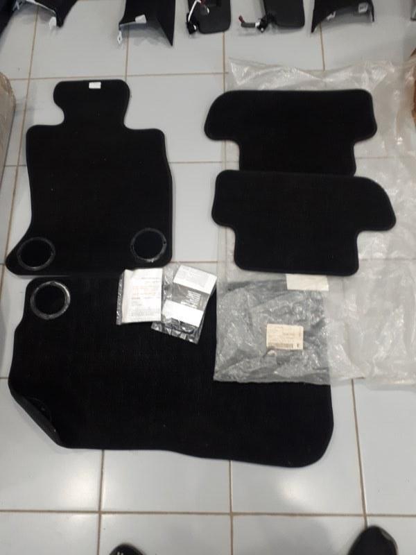 Комплект ножных ковриков velours Bmw 6-Series F12 2011