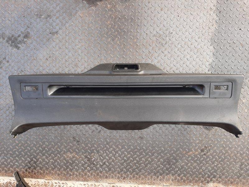 Обшивка багажника Bmw X5 F15 3.0 N57D30B 2013 задняя (б/у)