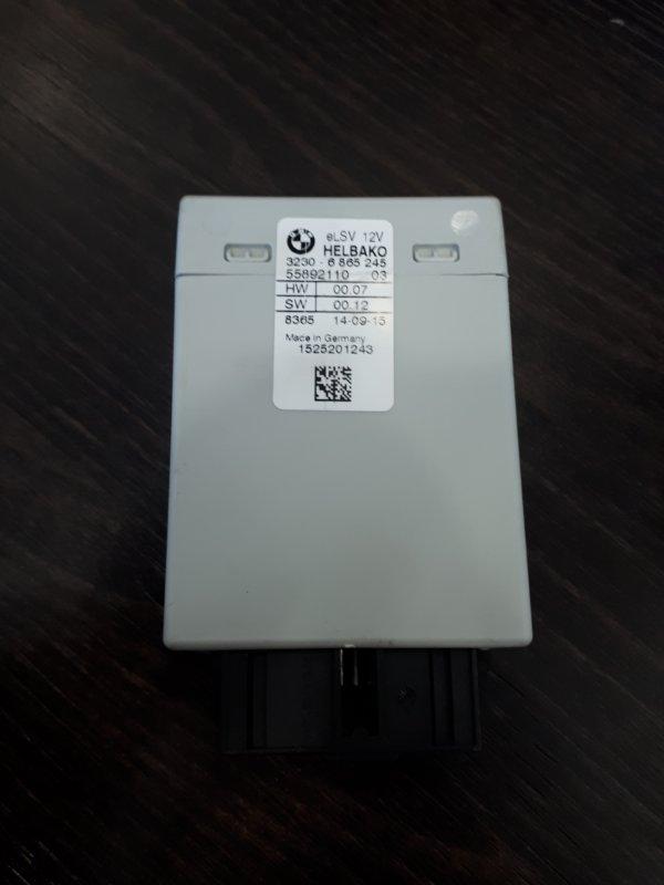Эбу рулевой колонки Bmw X5 F15 3.0 N57D30A 2013 (б/у)
