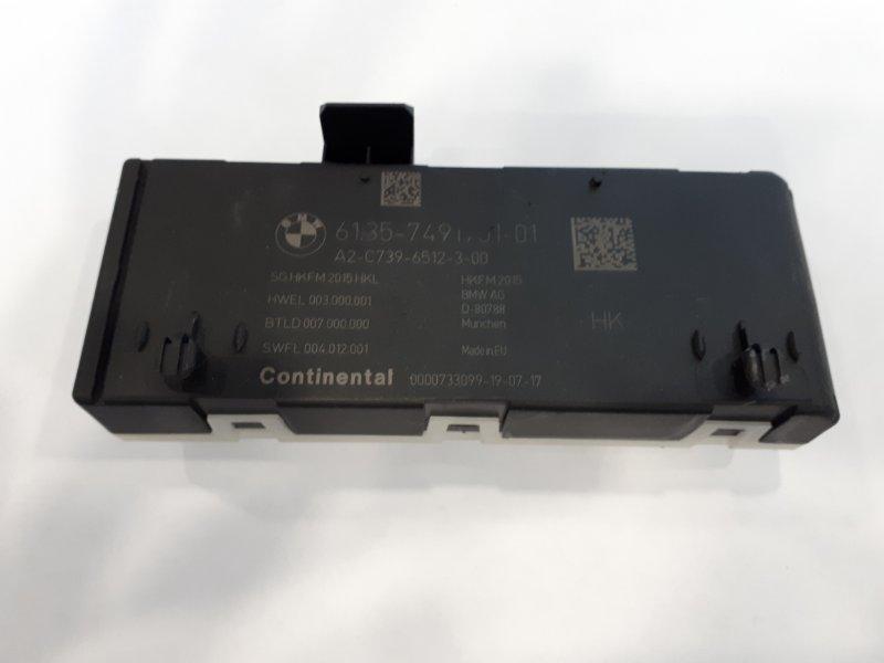 Блок управления крышки багажника Bmw 5-Series G30 3.0 B48B20B 2016 (б/у)