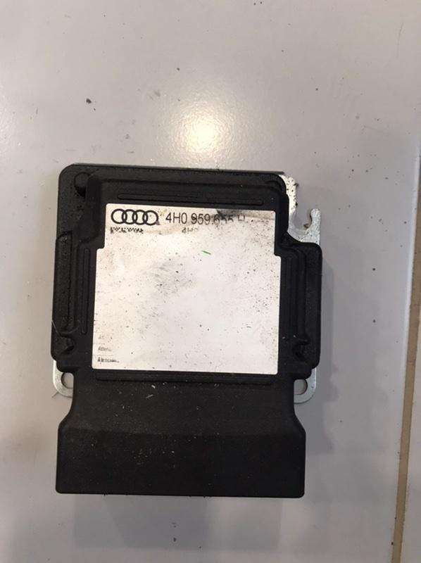 Блок srs Audi A6 4G 2.0 CYPA 2016 (б/у)