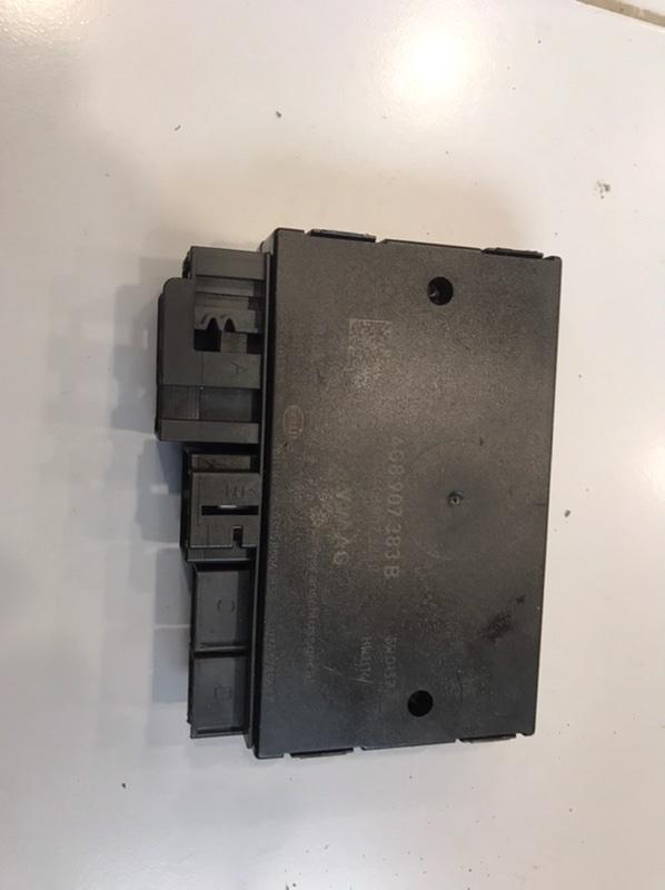 Блок фаркопа Audi A6 4G 2.0 CYPA 2016 (б/у)