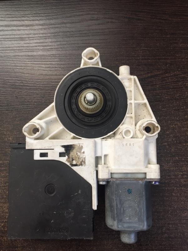 Мотор стеклоподъемника Volkswagen Passat 3C 2005 передний правый (б/у)