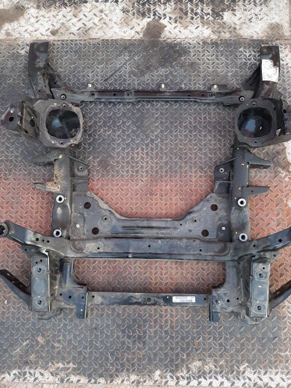 Подрамник Bmw X5 F15 3.0 N57D30B 2013 передний нижний (б/у)