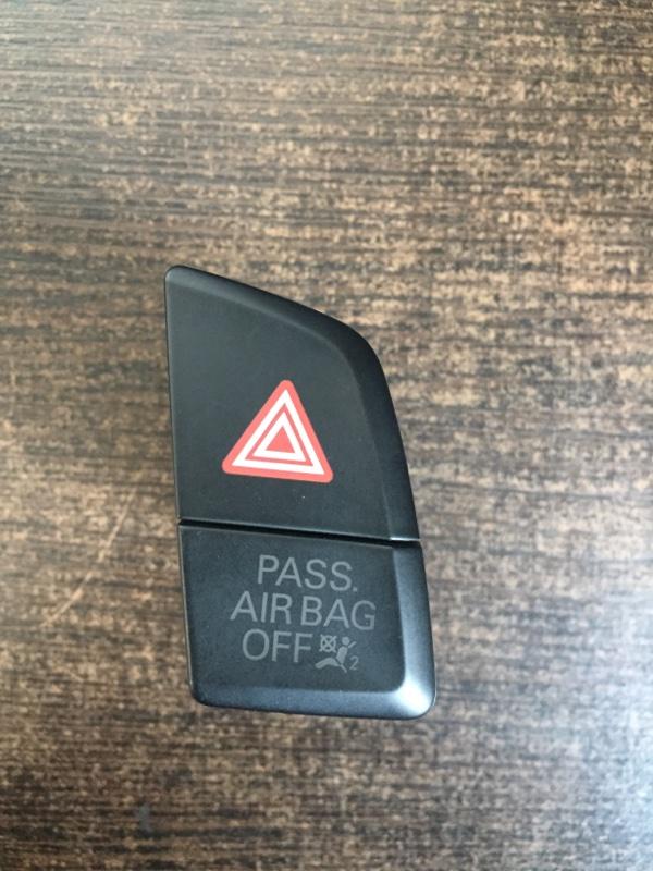 Кнопка аварийной сигнализации Audi Q5 8R 2008 (б/у)