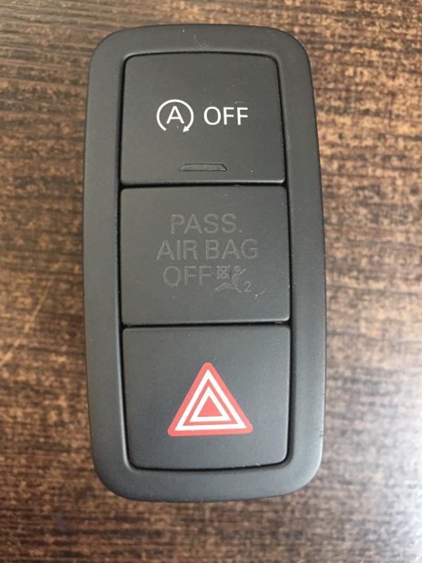 Кнопка аварийной сигнализации Audi A1 8X 2010 (б/у)