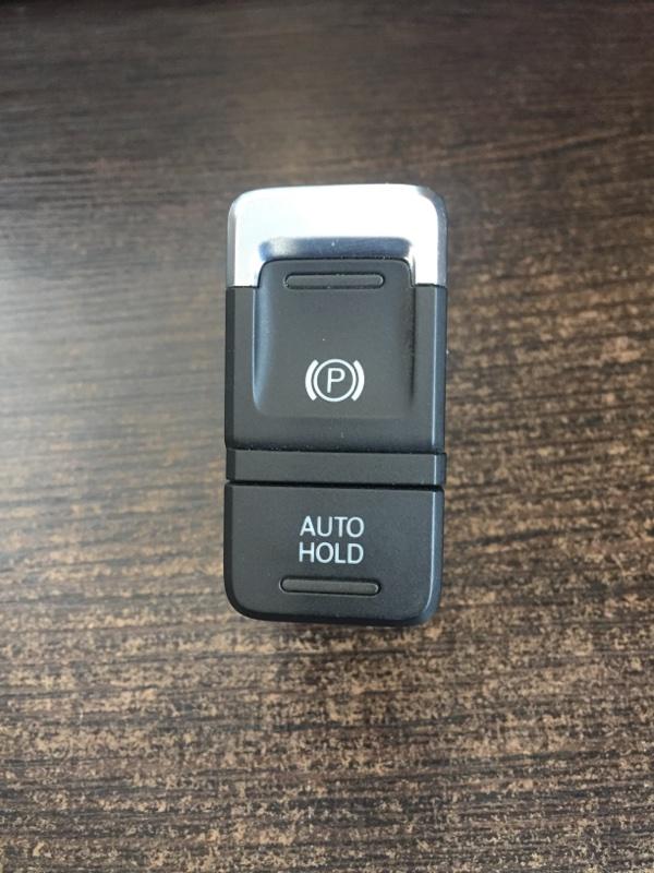 Кнопка ручника Volkswagen Touareg 7P 2010 (б/у)