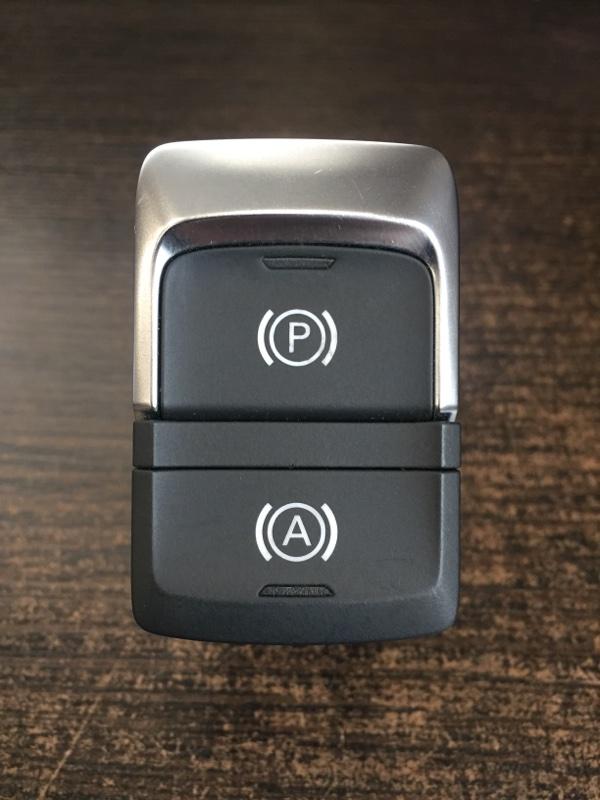 Кнопка ручника Audi Q3 8U 2014 (б/у)