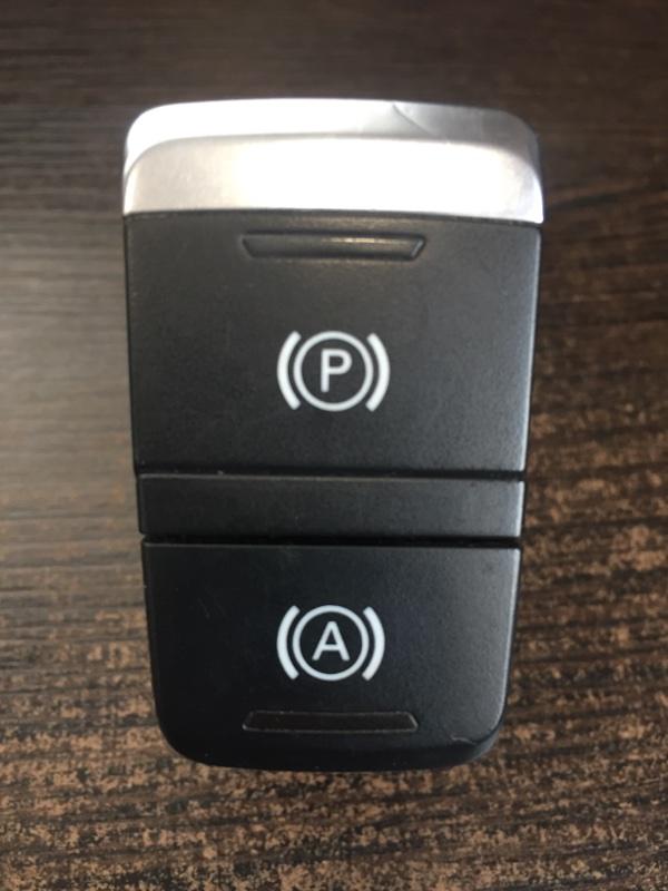 Кнопка ручника Audi A8 4H 2010 (б/у)