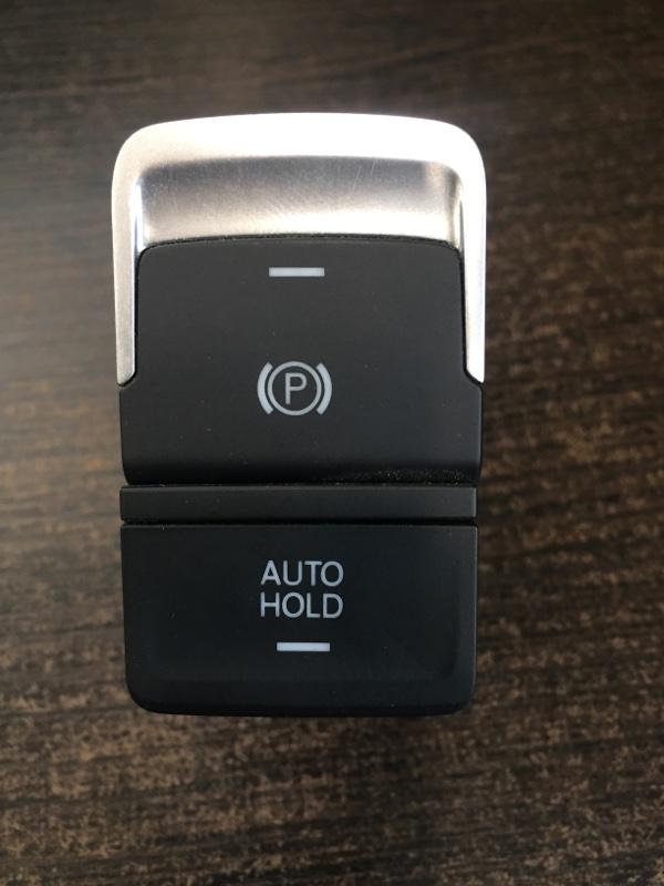 Кнопка ручника Volkswagen Golf 5K 2013 (б/у)