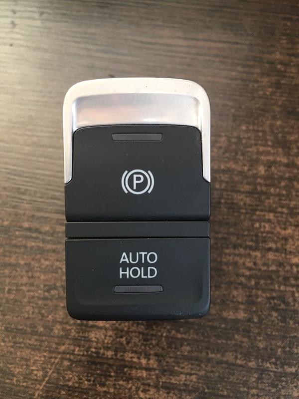 Кнопка ручника Volkswagen Passat 3G 2016 (б/у)