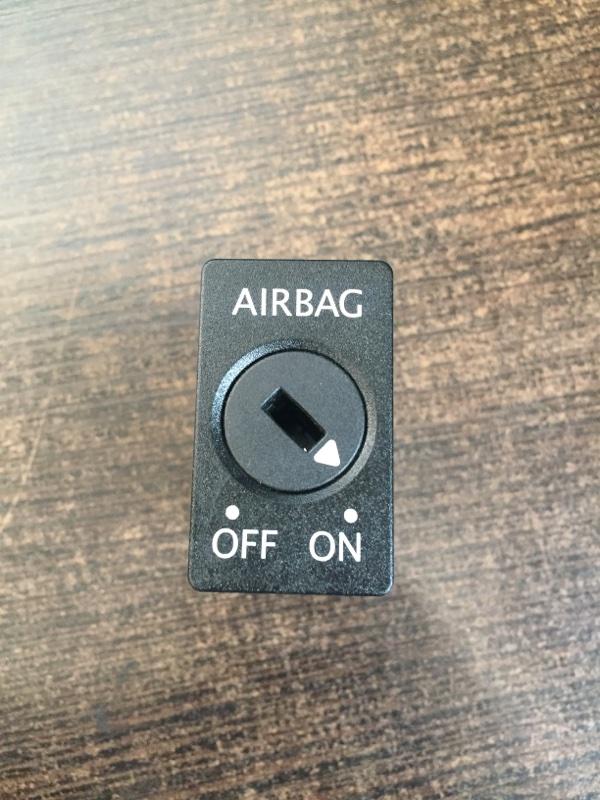 Выключатель переднего air bag Audi A4 8K 2008 (б/у)
