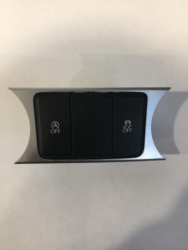 Блок кнопок Volkswagen Touareg 7P 2014 (б/у)