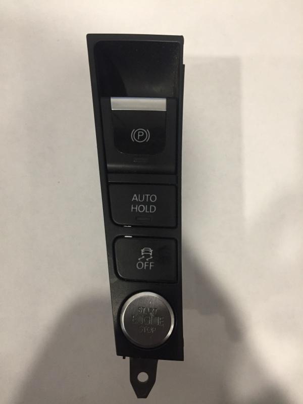 Блок кнопок Volkswagen Passat Cc 3C8 2009 (б/у)