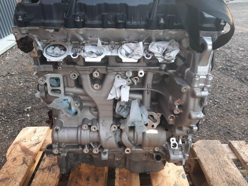 Двигатель Bmw 5-Series G30 3.0 B48B20B 2016 передний (б/у)