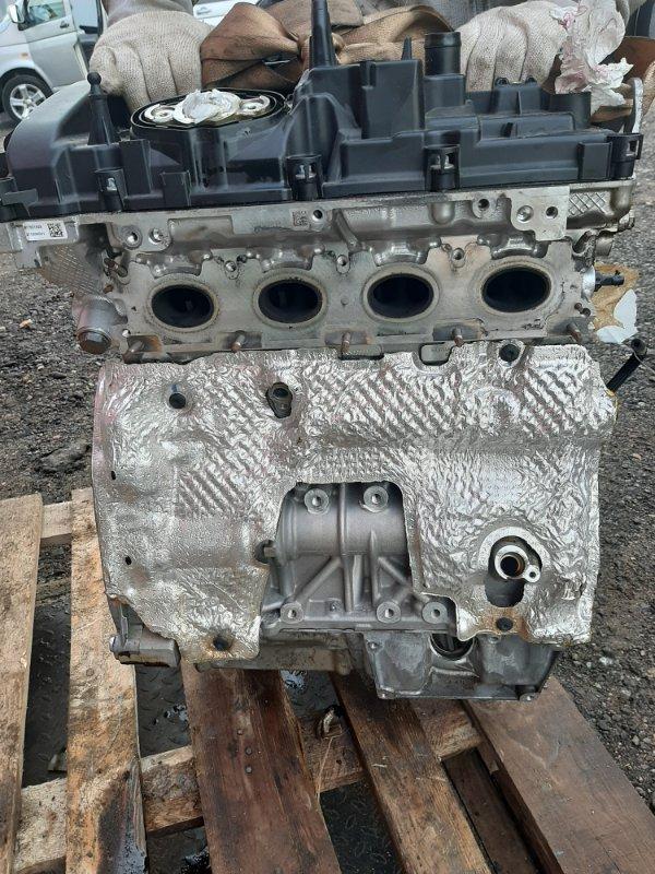 Двигатель Bmw 3-Series F34 3.0 B48B20B 2016 передний (б/у)