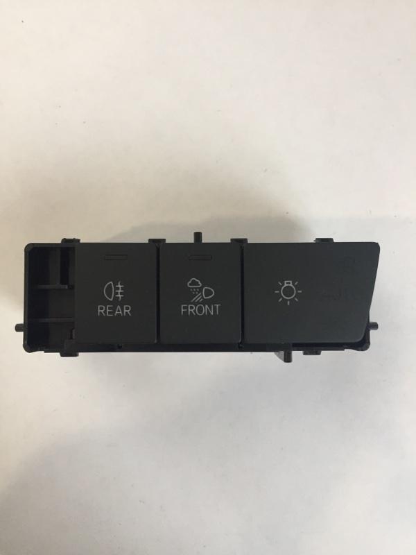 Блок кнопок Volkswagen Touareg CR7 3.0 TDI DEN 2020 (б/у)