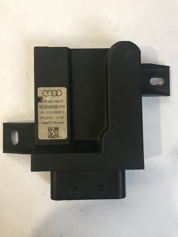 Блок управления топливным насосом Audi Q7 4L 2010 (б/у)