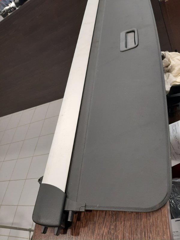 Шторка багажника Bmw X5 F15 3.0 N57D30B 2013 задняя (б/у)