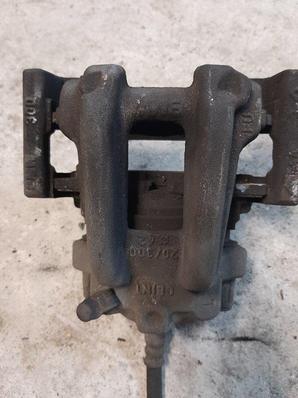 Суппорт тормозной Bmw 3-Series F34 3.0 B48B20B 2016 задний правый (б/у)
