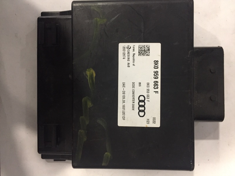 Стабилизатор напряжения Audi A7 4G 2011 (б/у)