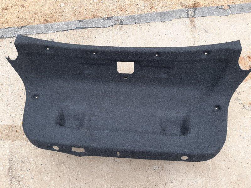 Обшивка багажника Bmw 5-Series G30 3.0 B48B20B 2016 задняя нижняя (б/у)