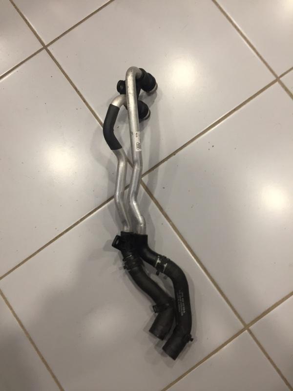 Трубка охлаждения Audi A6 4G 2011 (б/у)