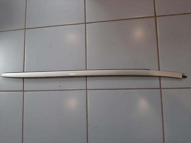 Молдинк лобового стекла Bmw X5 F15 3.0 N57D30A 2013 передний левый (б/у)