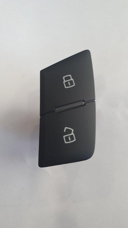 Выключатель центрального замка Audi A6 4G 2010 передний левый (б/у)