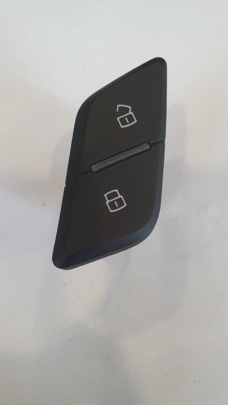 Выключатель центрального замка Audi Q7 4M 2016 передний левый (б/у)