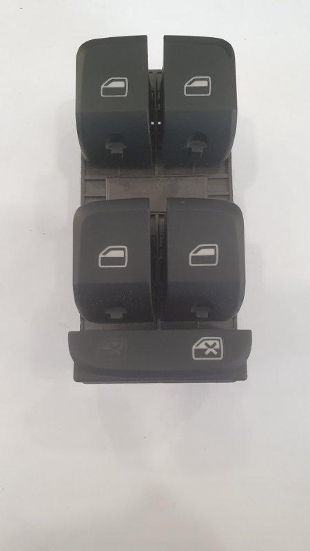 Выключатель стеклоподъемников Audi A1 8X 2010 передний левый (б/у)