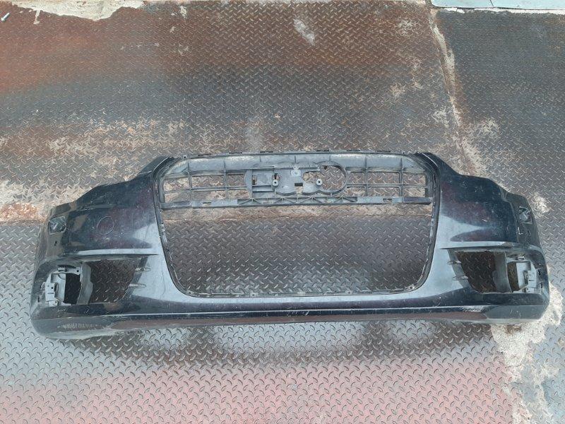 Бампер Audi A6 4G 2010 передний (б/у)