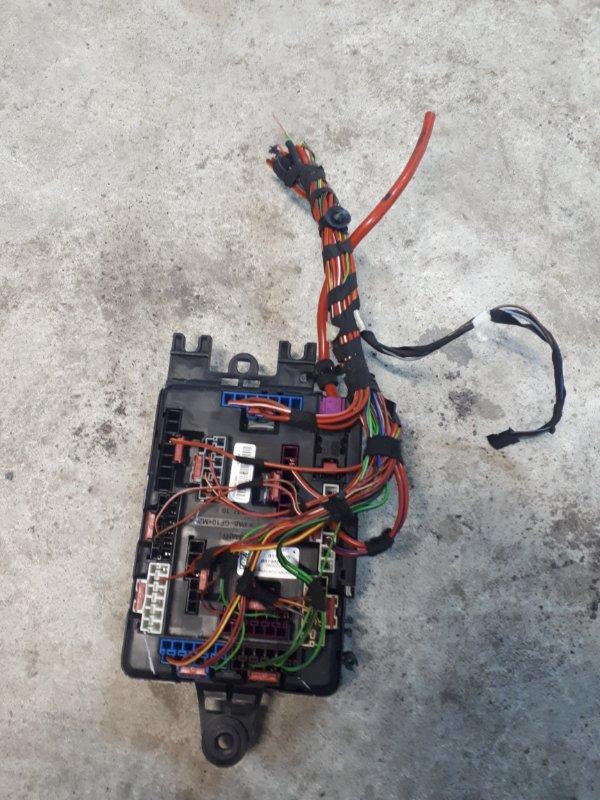 Блок предохранителей Bmw X5 F15 3.0 N57D30B 2013 (б/у)