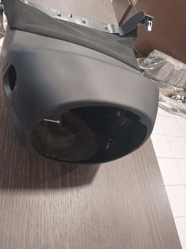 Кожух рулевого механизма Bmw X5 F15 3.0 N57D30B 2013 (б/у)