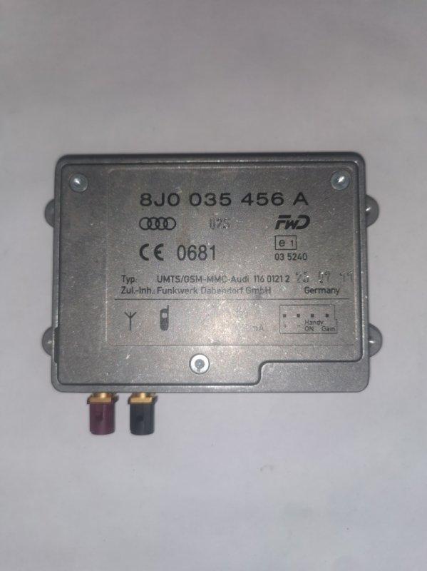 Усилитель разнесенной антенны Audi A6 4F 2009 (б/у)