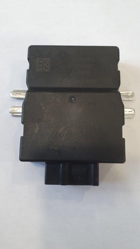 Блок управления топливным насосом Bmw 3-Series F34 2.0 B48B20B 2016 (б/у)