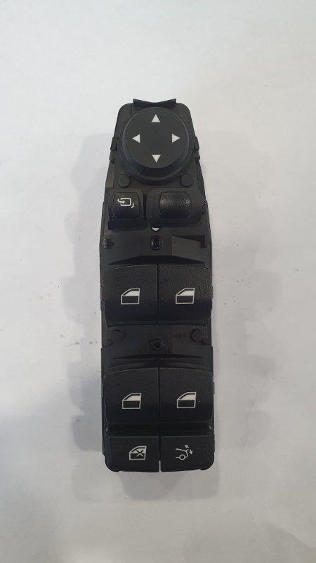 Блок управления стеклоподьёмниками Bmw 3-Series F34 2.0 B48B20B 2016 передний левый (б/у)